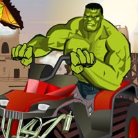 Play Hulk Ride