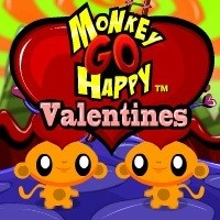 Play Monkey Go Happy Valentines