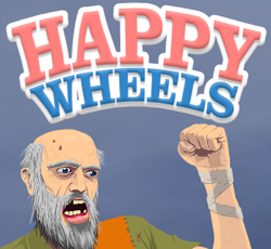 what is happy wheels