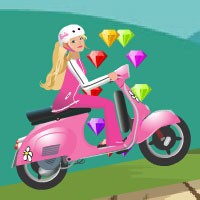 Play Barbie Ride
