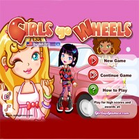 Play Girls Go Wheels