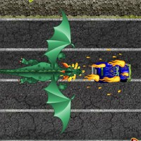 Play Hot Wheels Dragon Fire