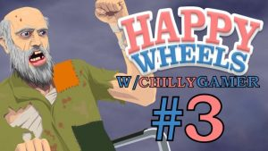 Play Happy wheels 3