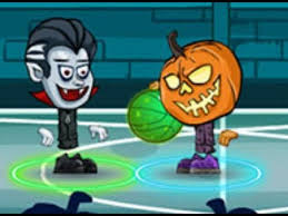 Play Basketball Legends Halloween